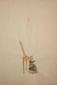 Y a lo lejos, páramos de asceta Exposición de Tamara Feijoó Del 30 de mayo de 2013 al 1 de julio de 2013 en Galeria Estampa