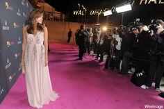 Last Night's Best Dressed: SJP in Halston PLUS Rihanna goes matchy-matchy... | Grazia Fashion