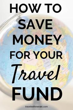 Realistic Travel saving ideas to help you get your travel budget. Easy saving hacks for REAL people. Travel Fund, Travel Money, Budget Travel, Ways To Travel, Travel Tips, Travel Hacks, Ways To Save Money, Make More Money, Saving Ideas