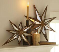Decorative Star Mirror