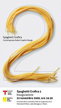 spaghetti grafica - originale!