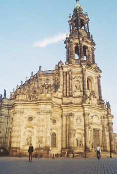 Church in Dresden