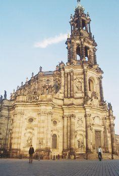 Church in Dresden