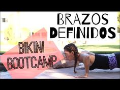 RETO BIKINI BOOTCAMP | Semana 1B | Brazo/Espalda Definidos | Naty Arcila | - YouTube