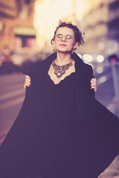 Special Necklace – Alex Gurau Photo Art Studies, Female Portrait, Ruffle Blouse, Portraits, Photography, Women, Fashion, Moda, Photograph