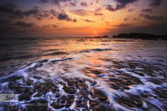 My Sunset of Bali by BertoniSiswanto. Please Like http://fb.me/go4photos and Follow @go4fotos Thank You. :-)