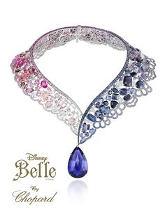 Chopard's Disney Princess Collection for Harrods