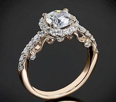 The Best Breathtaking Vintage Engagement Rings Collections (81)