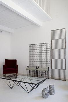 #Apartment, Rome, Italy – 2012 Project by: Manuela Tognoli  #architettura #interior #industrial #loft #art #design