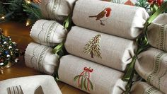Add a bang to your festivities with some traditional Christmas crackers, from fabric to self-assembly designs – here is our pick of ten of the best: