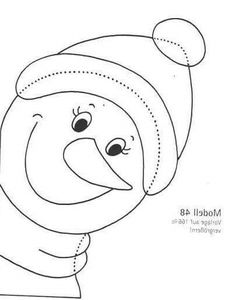 Best 12 Window snowman coloring pages for preschool – SkillOfKing. Plaid Christmas, Christmas Colors, Kids Christmas, Christmas Crafts, Christmas Ornaments, Snowman Coloring Pages, Easy Halloween Crafts, Theme Noel, Christmas Templates