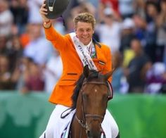 Zenith SFN - Jeroen Dubbeldam, World Champion 2014!!