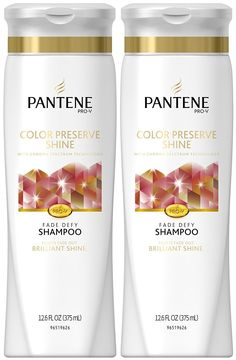 Pantene Pro-V Colored Hair Color Preserve Shine Shampoo - 12.6 oz - 2 pk ** Read more  at the image link.