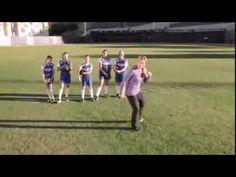 Softball: Agility Ladder Drill - Fielding