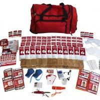 4 Person Deluxe #survival Kit