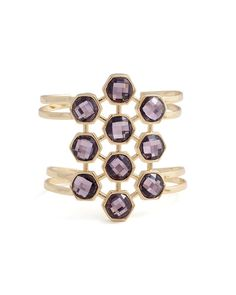 Honeycomb ring to match the necklace?