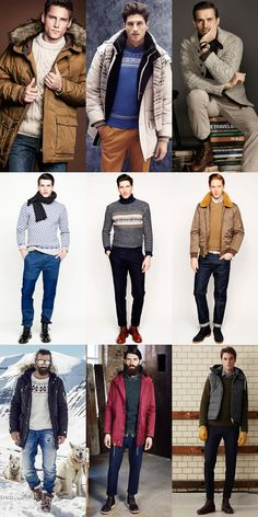 Après-Ski Dressing: Knitwear Lookbook Inspiration