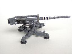 Flak 88- 02 | My most recent rendition of the German artille… | Flickr