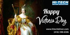 Hi-Tech #DrivingSchool wishes everyone a very very #HappyVictoriaDay !!