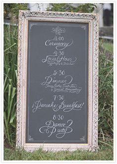itinerary for | http://best-awesome-wedding-inspiration.blogspot.com