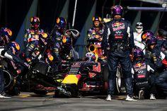 Australian Grand Prix: Daniel Ricciardo rues frustrating race, fails to haul ... Daniel Ricciardo #DanielRicciardo