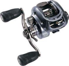 EW Daiwa Lexa 100PL High Power Left Hand Baitcast Fishing Reel 4.9:1