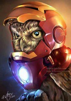 Iron Owl??
