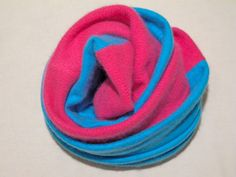 Crafting A Beautiful Life: Make It: Felted Cashmere Eternity Scarf