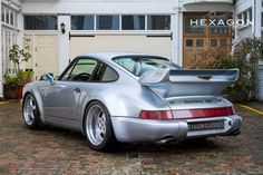 Porsche 911 Type 964 Carrera RS 3.8-Litre Coupe