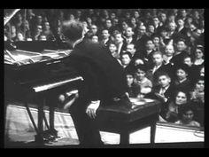 Maurizio Pollini 1960 VI Chopin Piano Competition