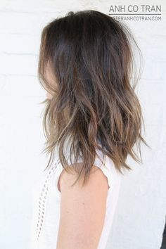 ELEGANCE + SOPHISTICATION AT RAMIREZ|TRAN. Cut/Style: Anh Co Tran. Appointment inquiries please call Ramirez|Tran Salon in Beverly Hills: 310.724.8167