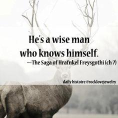 Viking Wisdom More @facebook.com/rocklovefanpage