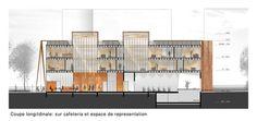 Sede de la Universidad Saint-Quentin de Versalles,Corte