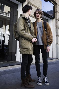 Men's Jackets For Every Occasion. Photo by Menswear Market Jackets are a must-have in the cold weather but it can also be used to accessorize an outfit. Fashion Moda, Boy Fashion, Mens Fashion, Fashion Outfits, Fashion Quiz, Curvy Fashion, Fall Fashion, Fashion Ideas, Fashion Trends