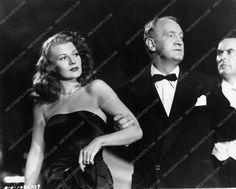 photo Rita Hayworth Joe Sawyer film scene Gilda 2323b-30