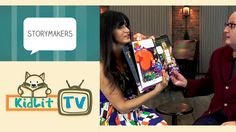 KidLit TV | StoryMakers with picture book author, Tara Lazar