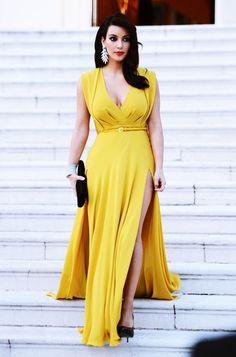 Kim-Ka | yellow goddess . . .