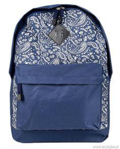 Backpack Vintage http://www.brytyjka.pl/hipsterski-plecak-mlodziezowy-a4-we-wzory-id-454.html