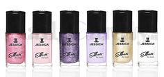 Jessica Effects The Touch nail polish collection