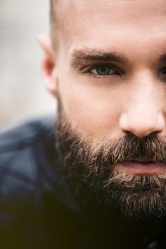 "Distinct face shapes call for different #beardstyles. These rules will help you achieve ""optimal beard."""