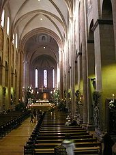 Mainz Cathedral - Wikipedia, the free encyclopedia