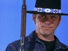Oh wow! Billy Jack!