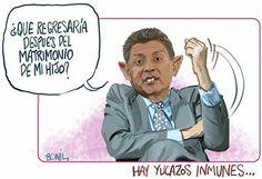 Yucazo de Pedro Delgado, el primo. Bonil