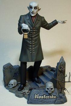 Bobby's Monster Models - Monarch Models: Nosferatu
