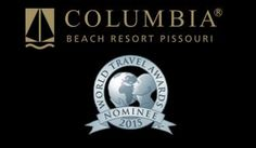 Columbia Beach Resort Leads in World Travel Awards' Nominations!