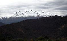 Volcán Iztaacihuátl, México