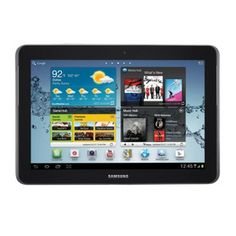 "Samsung Galaxy Tab 2 10.1"" 16GB Wi-Fi Tablet featuring Android 4.0  Check our website for white as well"
