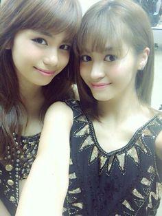 Kaedr & Sato Harumi #TwinTower