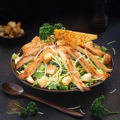 Aroma Chicken Caesar Salad Chicken Caesar Salad, Cafe Restaurant