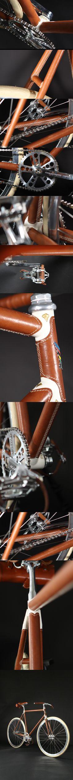 Faggin-Primavera Bike leather